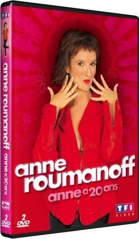 Anne Roumanoff - Anne a 20 ans - [TVRIP]