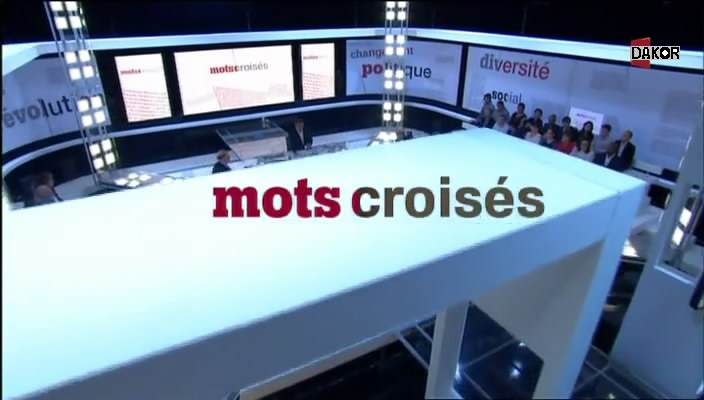 Mots croisés - Terroristes : made in France - 08/10/2012 [TVRIP]