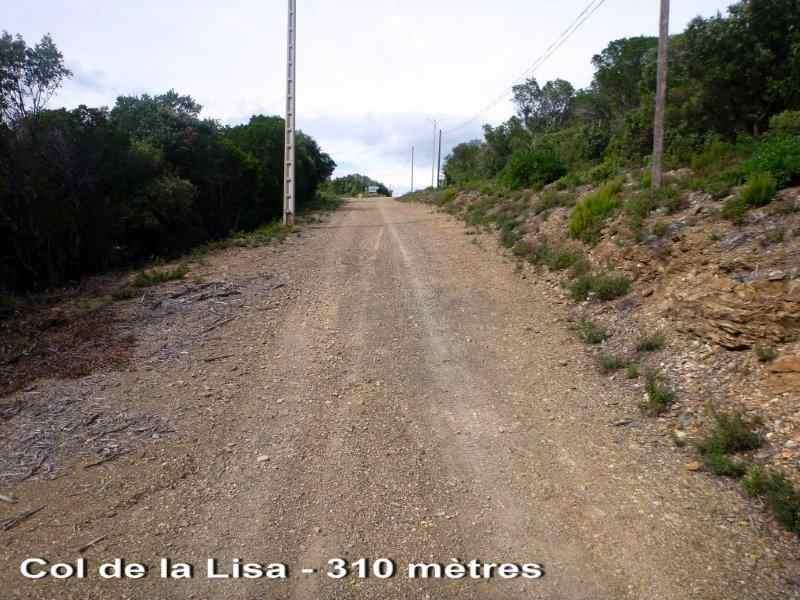 Col de la Lisa - FR-34-0310