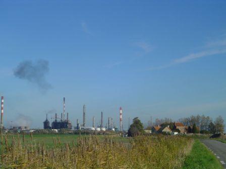 De slechte milieukwaliteit van Duinkerke 12101102475714196110421198