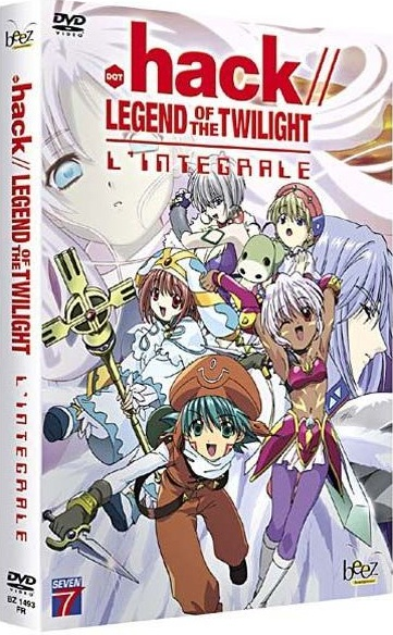 .hack//Legend of Twilight (2006) [12/12] + [FRENCH] [DVDRIP] [FRENCH]