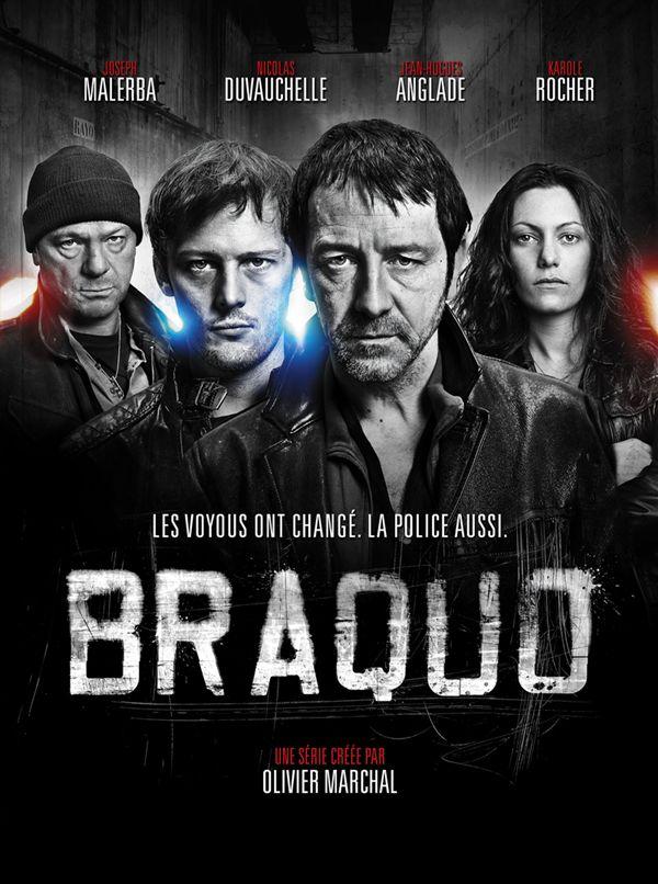 Braquo - Saison 01 - [8/8] [TVRIP]