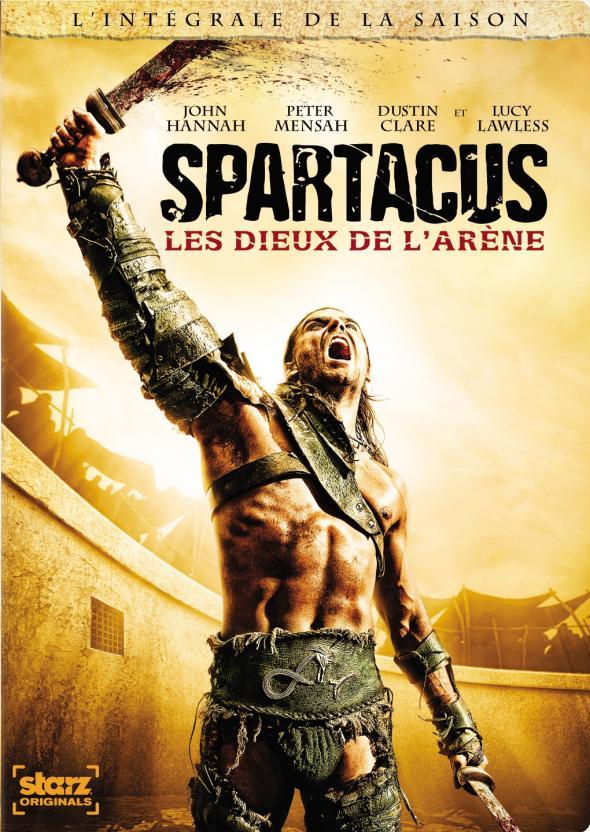 Spartacus : les dieux de l'arène - Saison 02 - [6/6] [TVRIP]