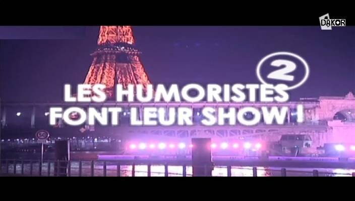 Les humoristes font leur show 2 - 12/10/2012 [TVRIP]