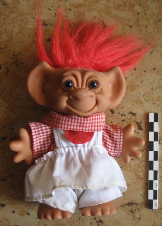Trolls Wishnik, par Uneeda 12101407350915254110434333
