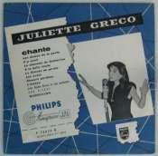 GRÉCO JULIETTE - 2ème série - 25 cm