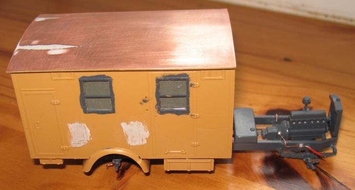 opel radio Italeri 1/35:opel blitz+grappe rabio du kit blitz tankwagen 1210160520406670110441428