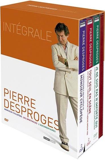 Pierre Desproges - Integrale - [FRENCH][DVDRIP]