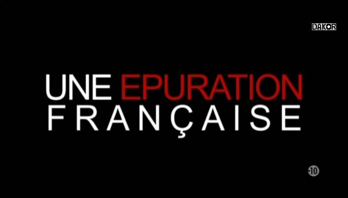Une épuration française [TVRIP]