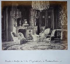 Richebourg 29 - Pierre Ambroise Richebourg Chambre Impératrice Fontainebleau (2)
