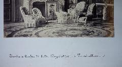 Richebourg 29 - Pierre Ambroise Richebourg Chambre Impératrice Fontainebleau (3)