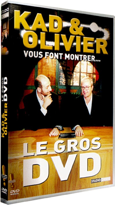 Kad & Olivier - Le gros DVD [FRENCH] [DVDRIP]