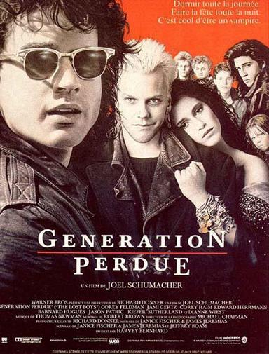 RETOUR VERS LES 80's : GENERATION PERDUE (1987) dans Cinéma 12102007293415263610454812