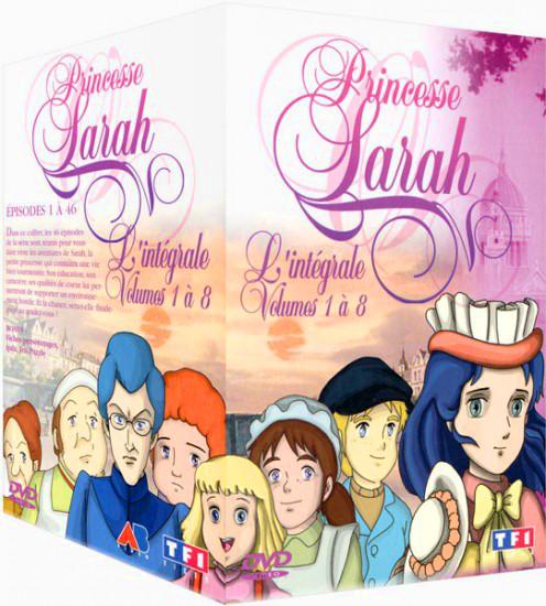 Princesse Sarah - Intégrale [46/46][FRENCH][DVDRIP]
