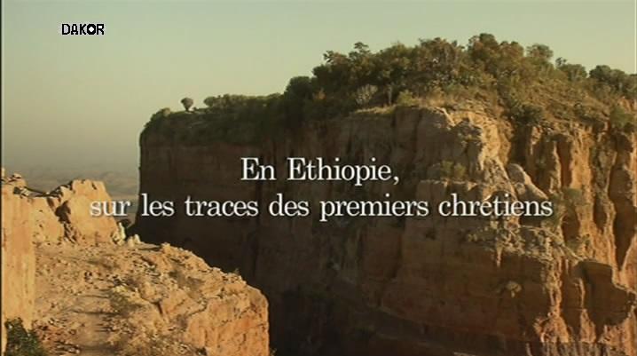 En Ethiopie, sur les traces des premiers chrétiens [TVRIP]