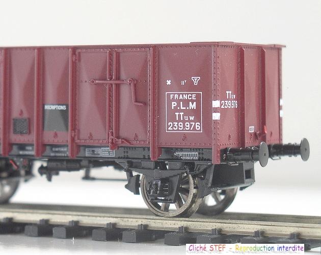 Les tombereaux OCEM L.S. Models 1210220212098789710463043