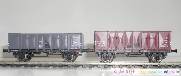 Les tombereaux OCEM L.S. Models 1210220212108789710463050
