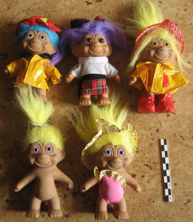 Trolls T.N.T. (Toys N' Things) 12102204504815254110464932