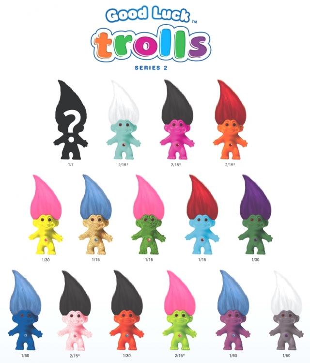 Nouveaux Good Luck Troll 2012-13, par Dark Horse Deluxe 12102205563315254110465233