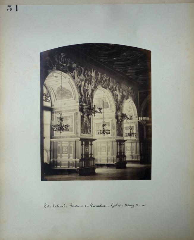 Richebourg 33 - Pierre Ambroise Richebourg Coté Latéral Galerie Henri II