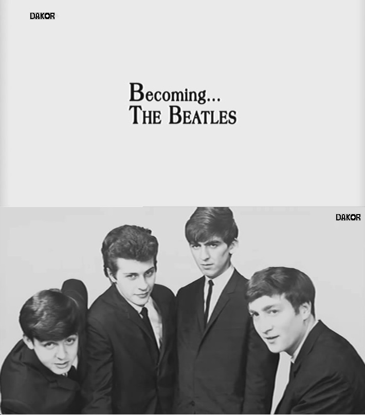 Becoming the Beatles [TVRIP]