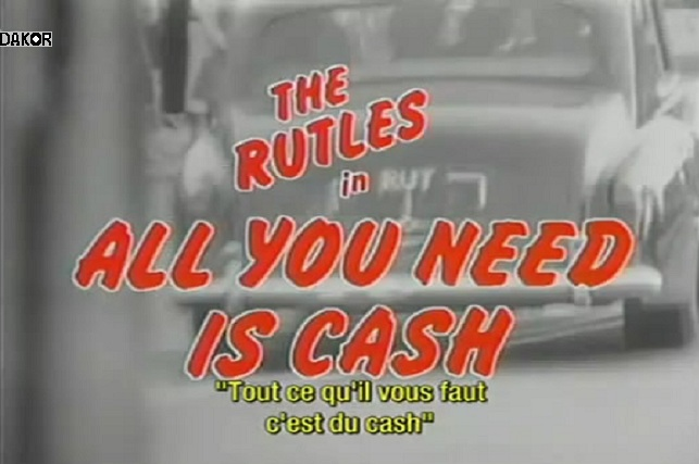 The Rutles : All You Need is Cash [TVRIP]