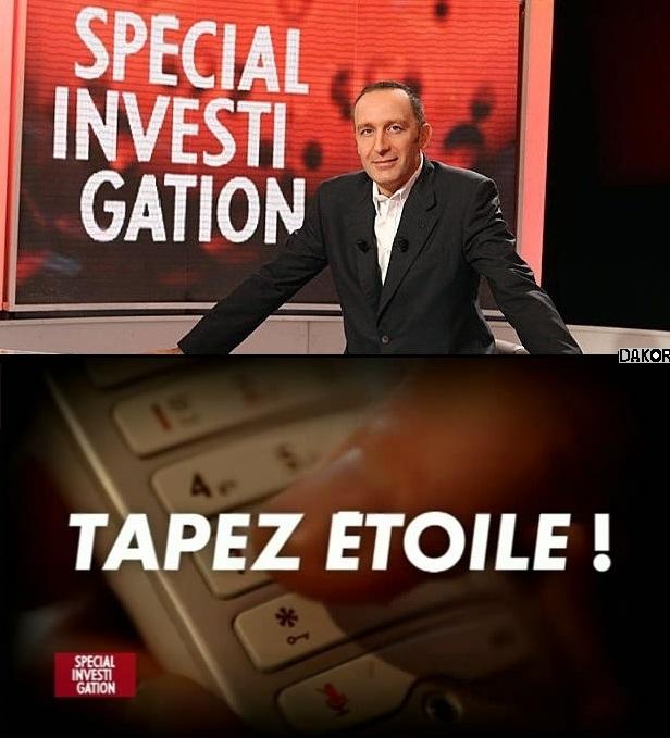 Spécial investigation - Tapez étoile ! - 22/10/2012 [FRENCH][PDTV]