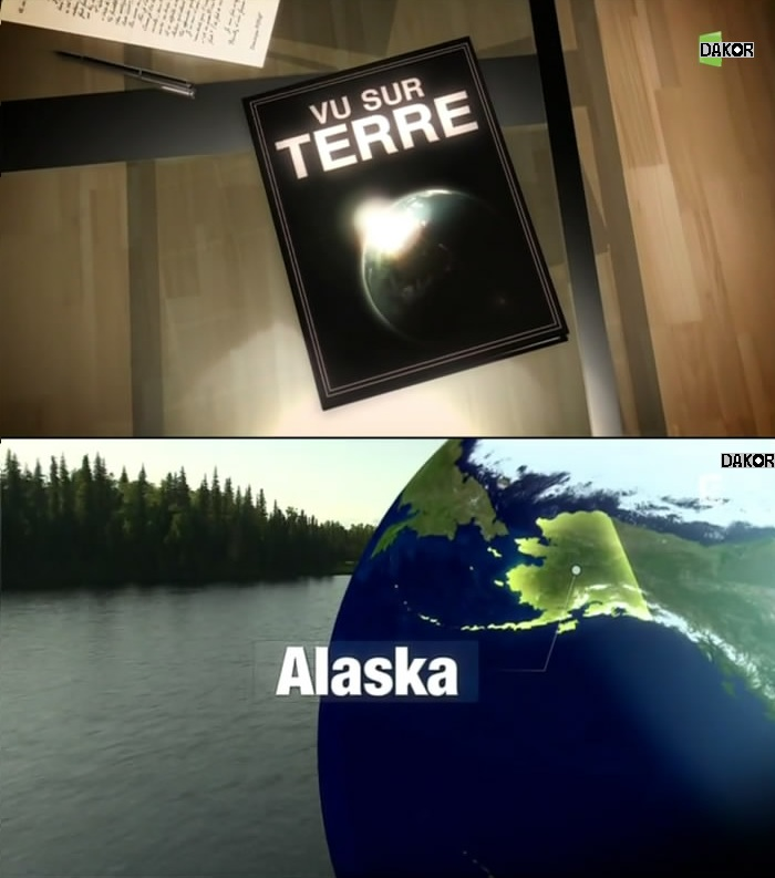 Vu sur Terre - Alaska [TVRIP]