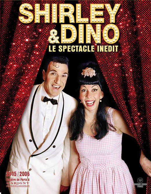 Shirley et Dino - Le spectacle inédit - 26/10/2012 [FRENCH] [TVRIP]