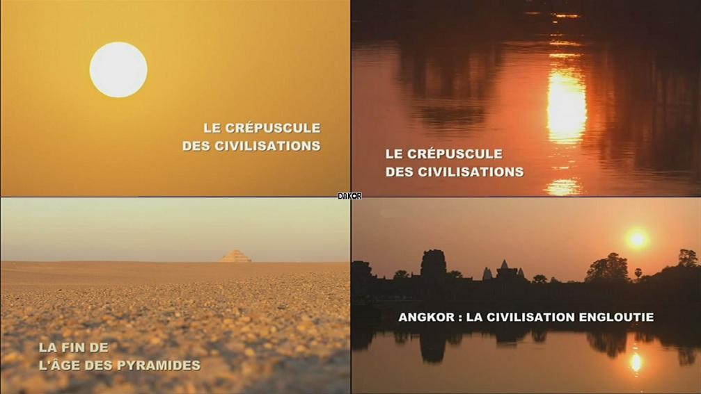 Le Crépuscule des Civilisations iNTEGRALE